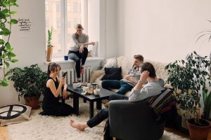 Surviving and Living with Roommates