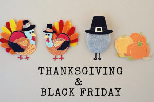Thanksgiving is Coming! (History, Culture, and Black Friday)