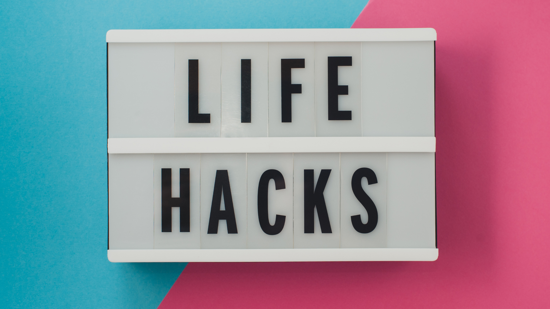 You are currently viewing Life Hacks: International Student Edition